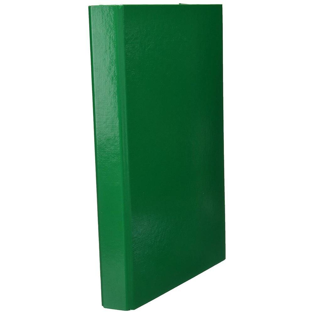chemise à élastiques 'Basic Colours', format A4, vert