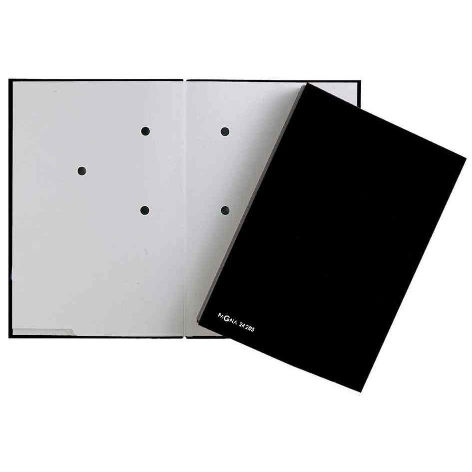 parapheur Color, format A4, 20 compartiments, noir