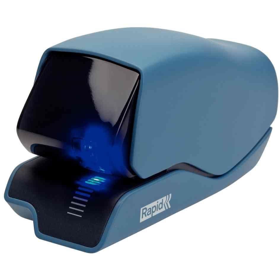 Agrafeuse électrique 5025E Jusqu'à 25 pages Bleu
