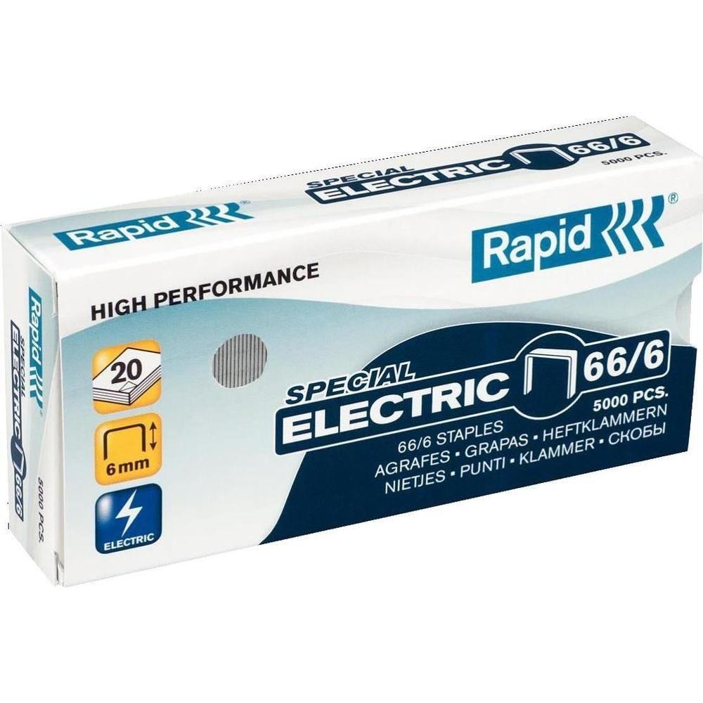 Boite de 5000 Agrafes Strong 66/7 pour Agrafeuse électrique