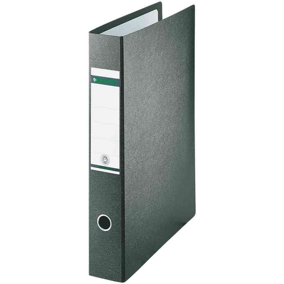 Classeur à levier 180 degré Carton format A3 à la française D 77 mm Noir