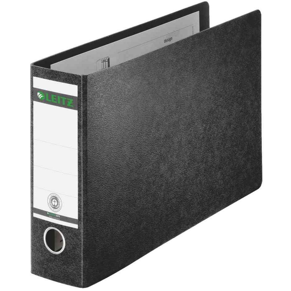 Classeur carton 180 degrés format A4 à l'italienne Dos de 77 mm