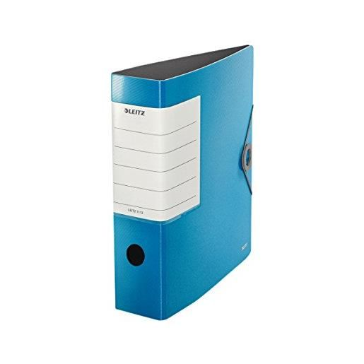 Classeur Solide, 180 degrés, 82 mm, bleu clair