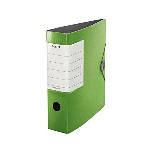 Classeur Solide, 180 degrés, 82 mm, vert clair