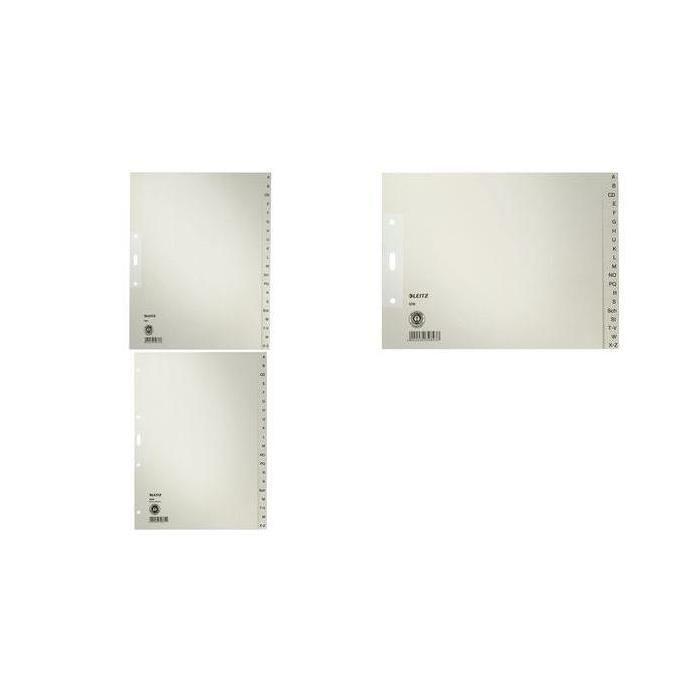Intercalaire papier bulle corde, A-Z, A4+, mi-hauteur
