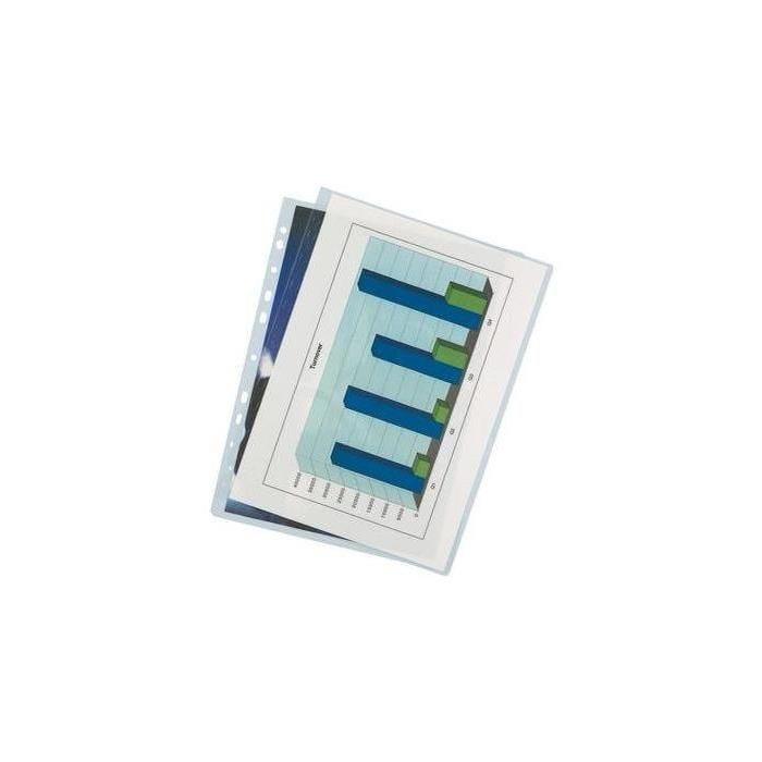 Pochettes de plastification avec bandes de classement
