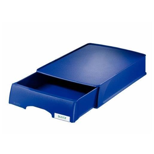 Tiroir corbeille à courrier Plus, format A4, bleu