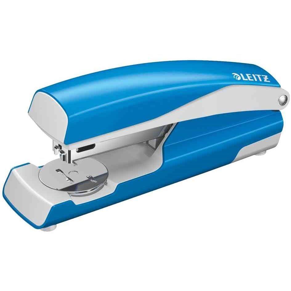 Agrafeuse Nexxt 5502 pour 24/6 26/6 30 feuilles Bleu
