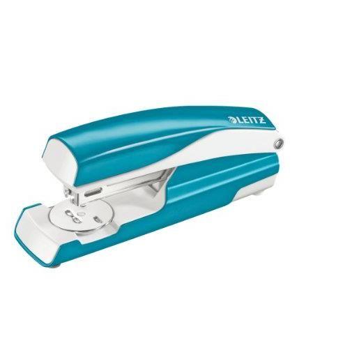 Agrafeuse Nexxt 5002, Bleu metallisé Agrafes 24/6 ou 26/6