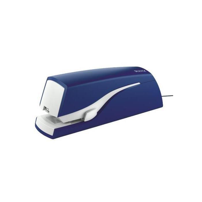 Agrafeuse NEXXT 5533 électrique 20 feuilles Bleu pour Agrafes N° E2