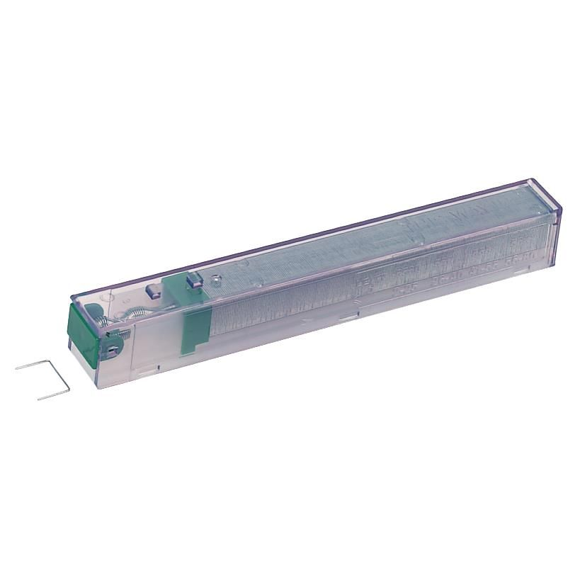 Boîte de 5 recharges 210 Agrafes 26/10 Vert K10
