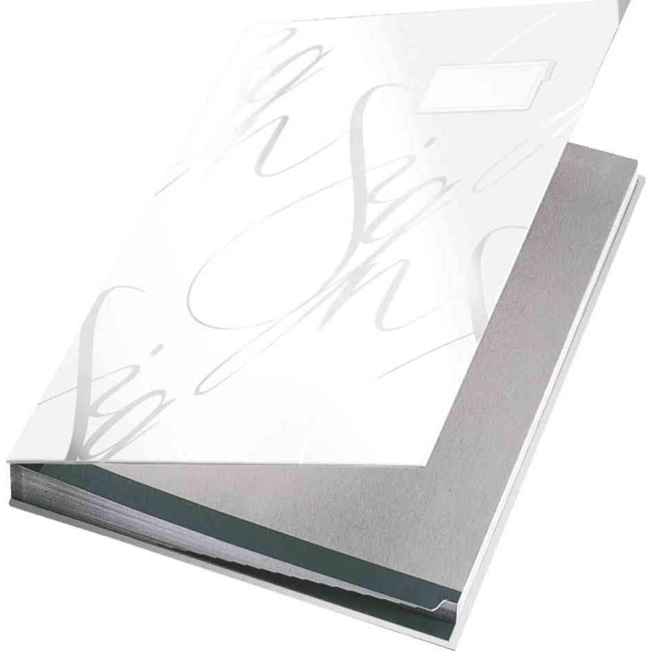 Design parapheur, 18 compartiments, blanc