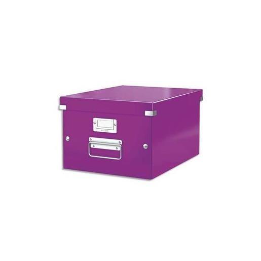 Ablagebox Click & Store WOW, DIN A5, violett (photo)