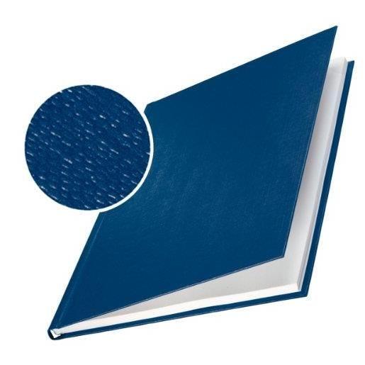 Impressbind Lot de 10 Chemise carton toilé rigide 28 mm Bleu 246 à 280 feuill…