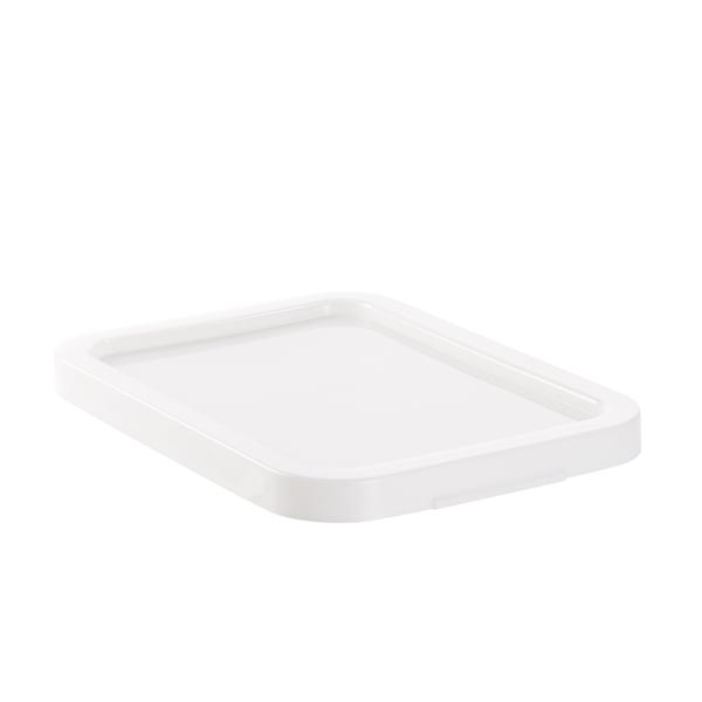 Couvercle pour bac blanc12 et 15 litres - gilac