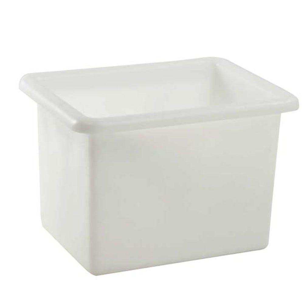 Bac profond 100 litres coloris blanc - gilac