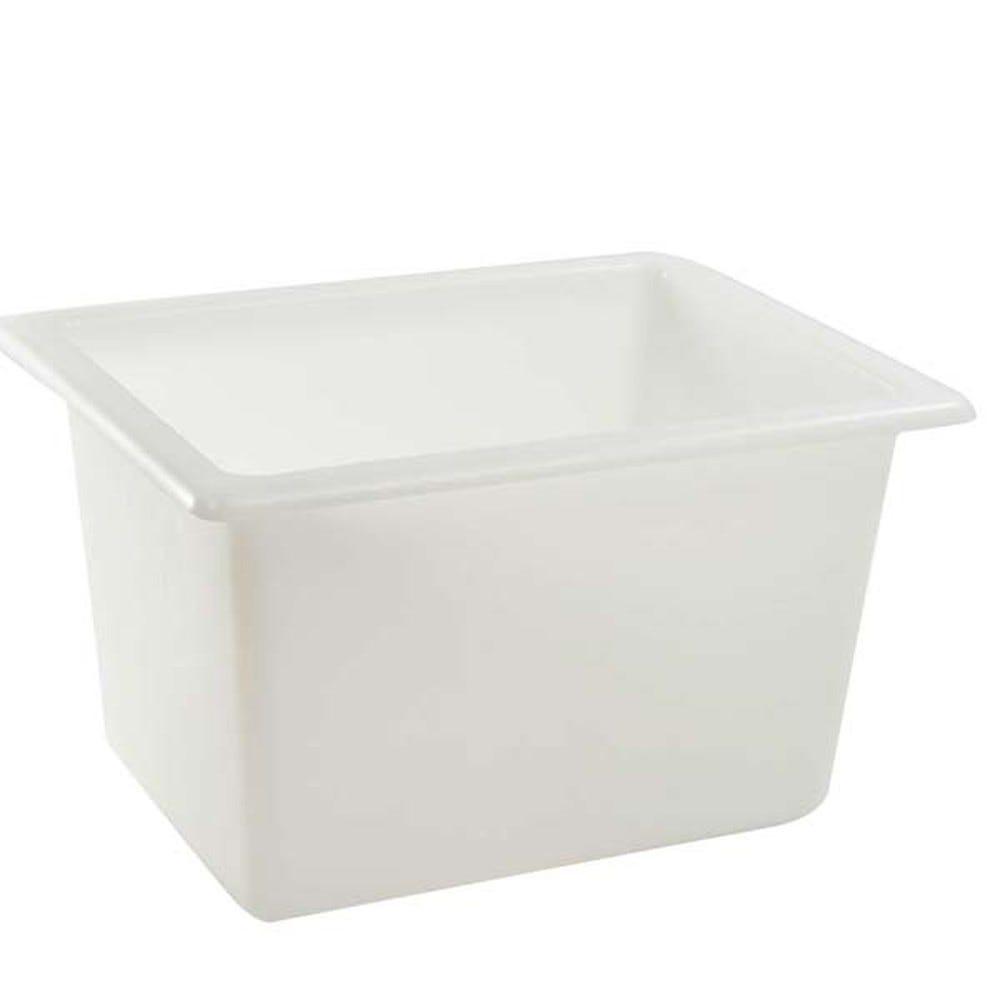 Bac profond 310 litres coloris blanc - gilac