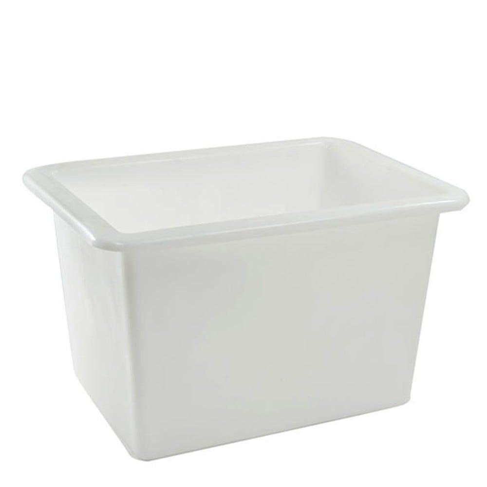 Bac profond 500 litres coloris blanc - gilac