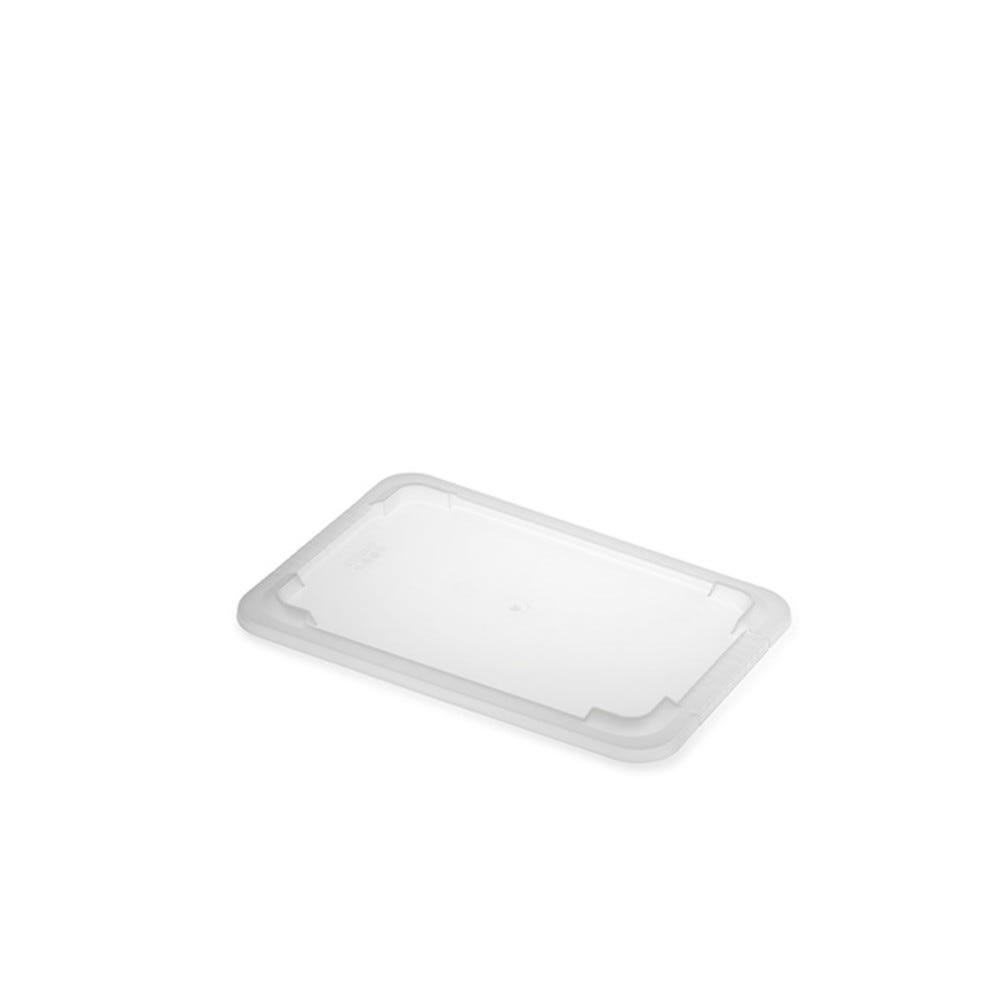 Couvercle transparent bac plat 3 litres - gilac