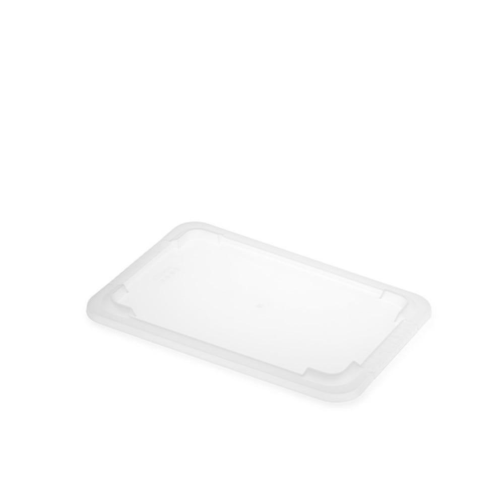 Couvercle transparent bac plat 5 litres - gilac