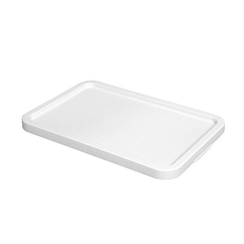 Couvercle blanc pour bac 25/35/55 litres - gilac