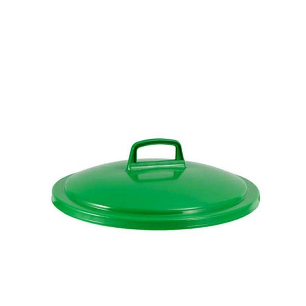 Couvercle conteneur 75 litres coloris vert - gilac