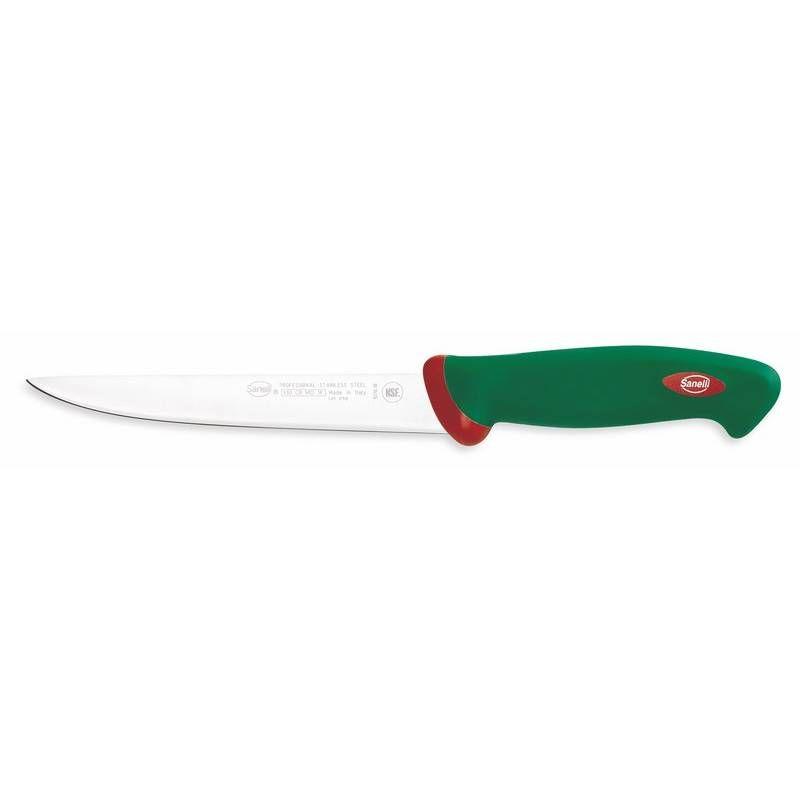 Couteau cuisine vert de 25 cm