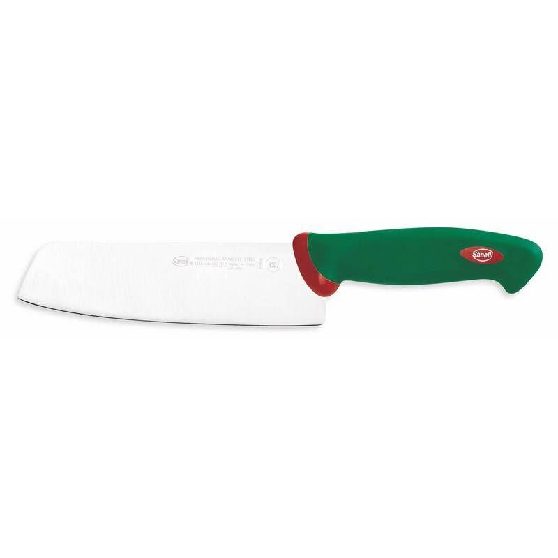 Couteau japonais sanelli lame de 18 cm