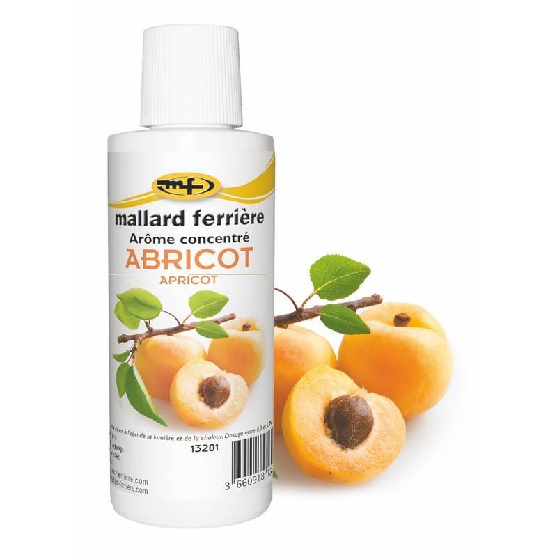 Arôme abricot 125 ml (photo)