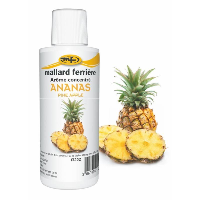 Arôme ananas 125 ml (photo)