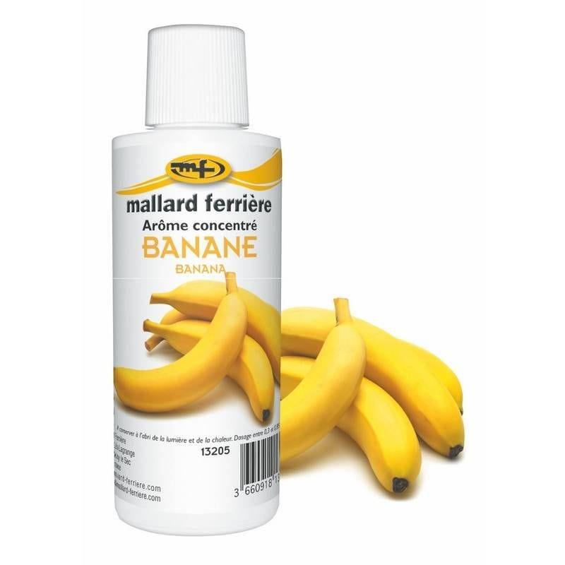 Arôme banane 125 ml (photo)