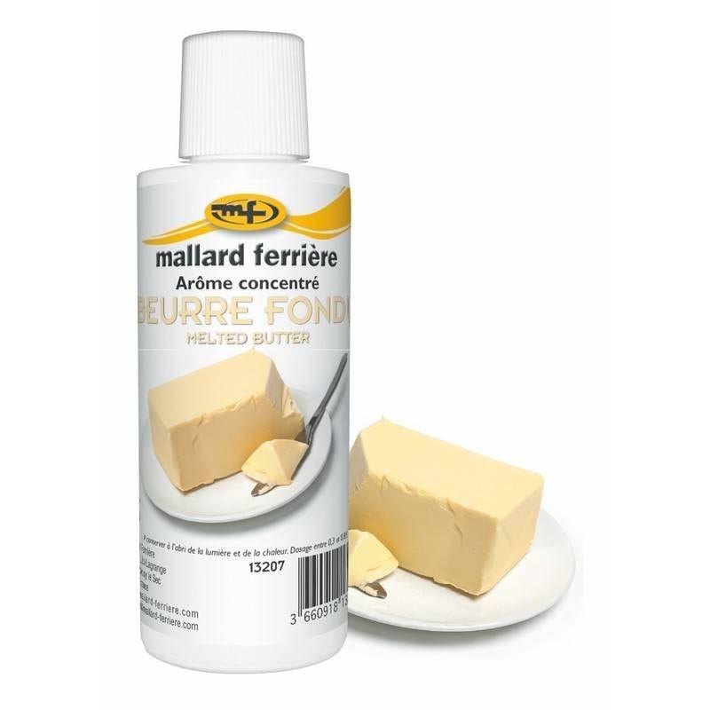 Arôme beurre fondu 125 ml (photo)