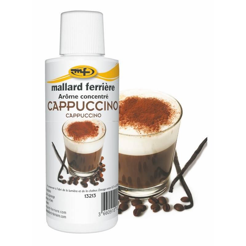 Arôme cappucino 125 ml (photo)