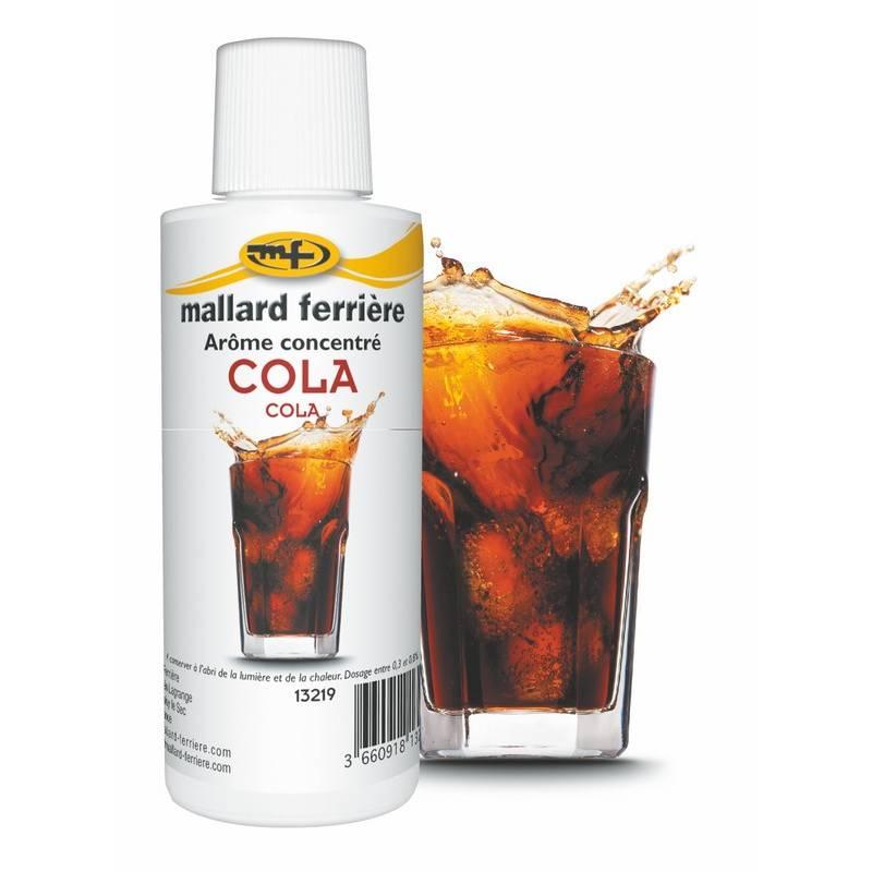 Arôme cola 125 ml (photo)