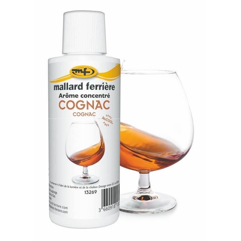 Arôme cognac 125 ml (photo)