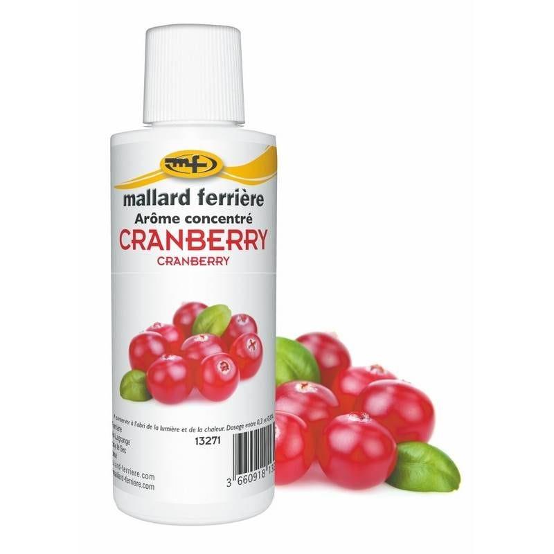 Arôme cranberry 125 ml (photo)