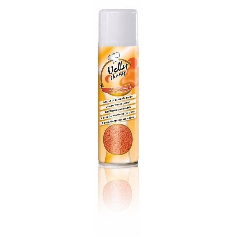 Colorant velours orange 250 ml