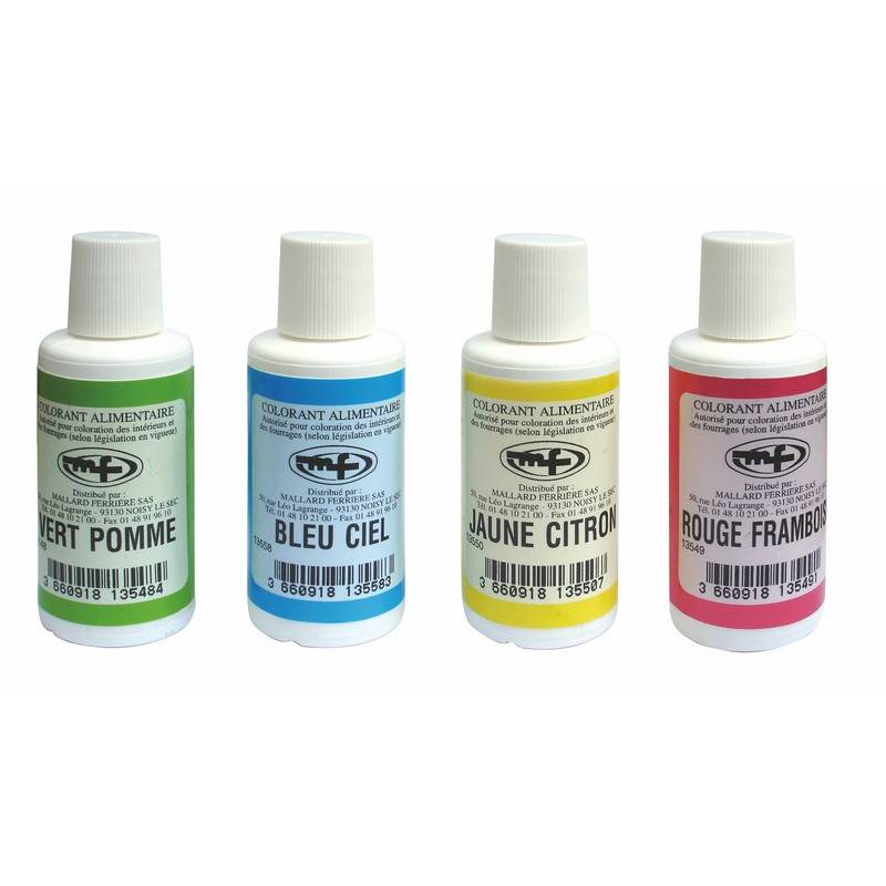 Colorant liquide blanc 100 ml