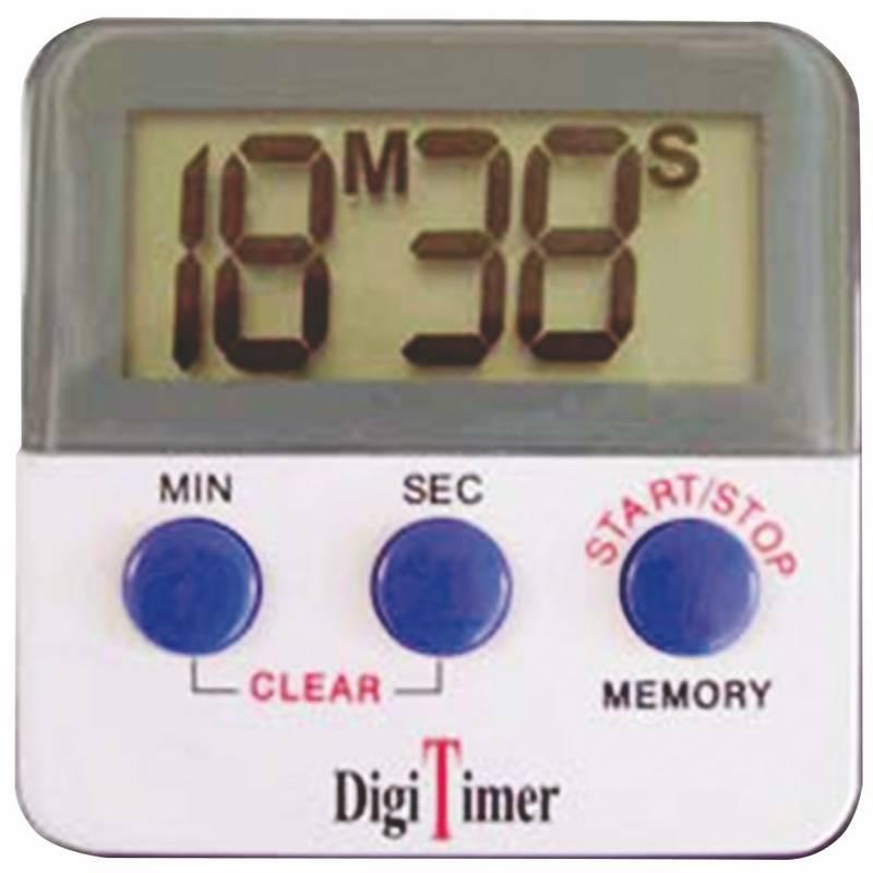 Minuteur 100 minutes + chronomètre