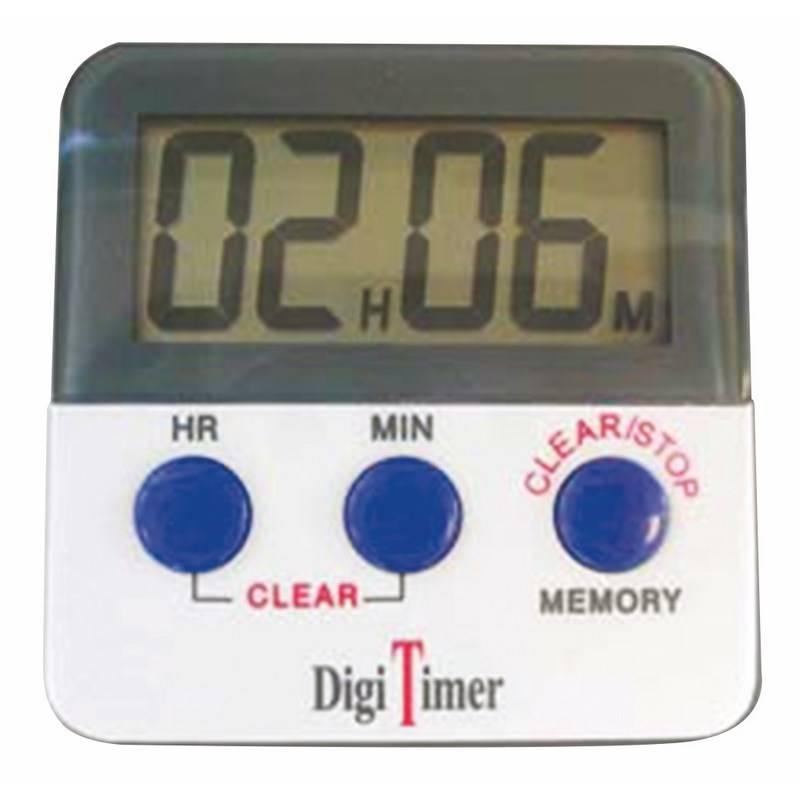 Minuteur 20 heures + chronomètre