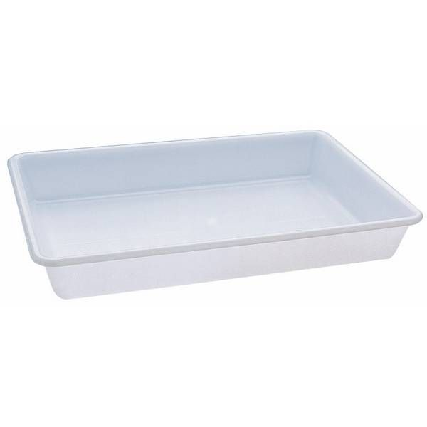 Bac rectangle plastique 10 litres