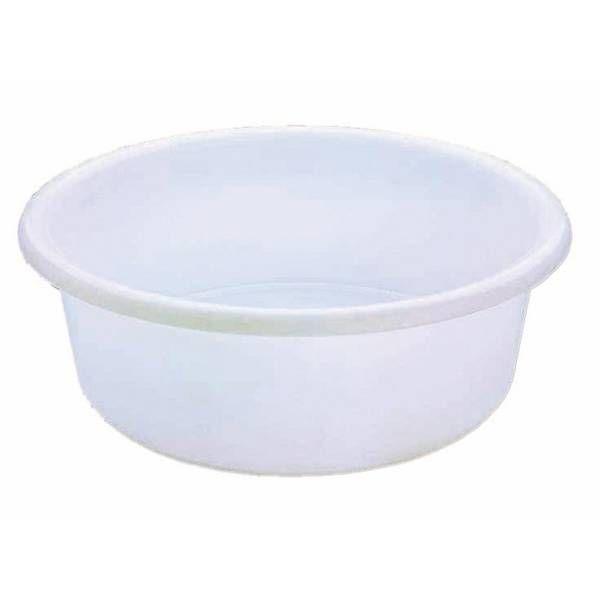 Bac à pâte rond fort 19 litres (photo)