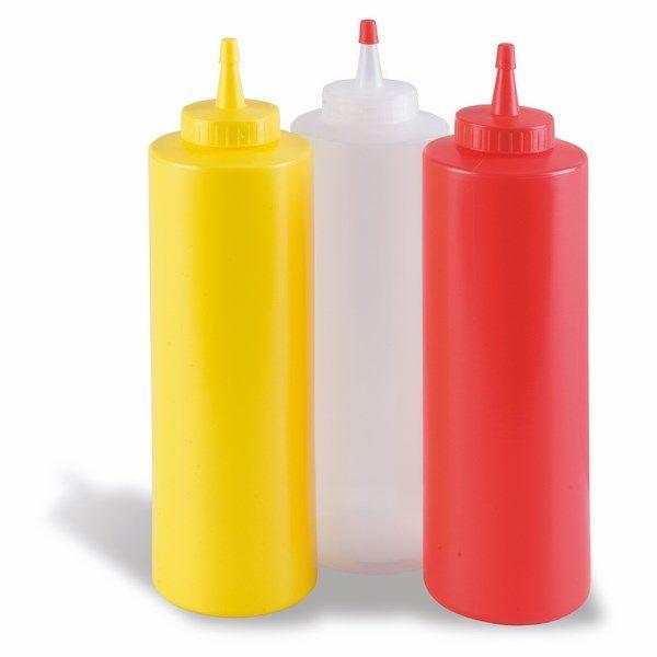 Flacon verseur rouge 72 cl (photo)