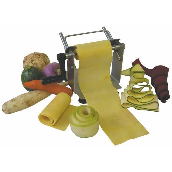 Coupe lanieres inox (photo)