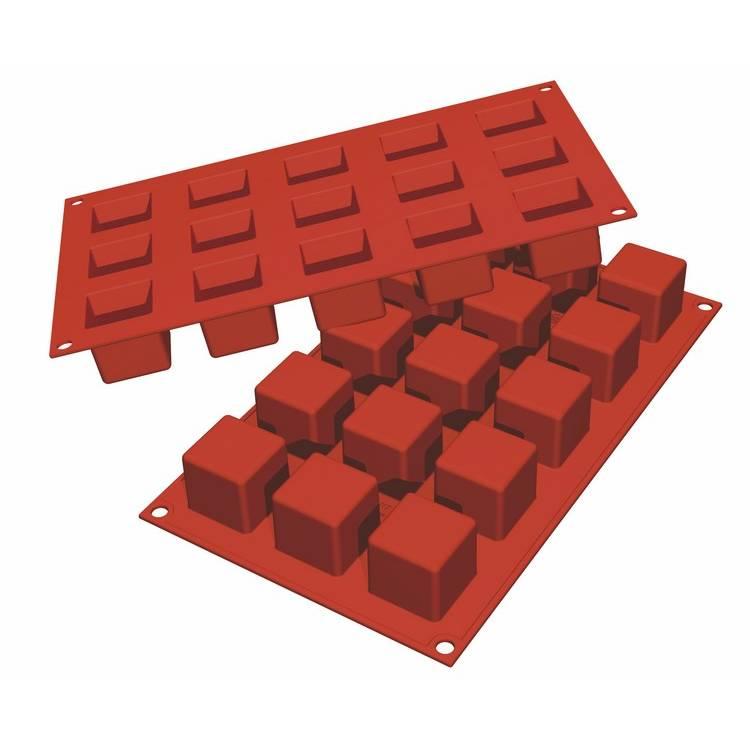 15 mini-cubes flexibles de 35  - sf 105 (photo)