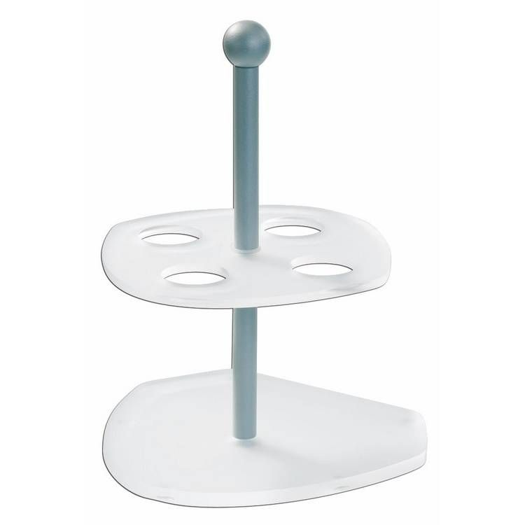 Porte cornet plexiglass de comptoir