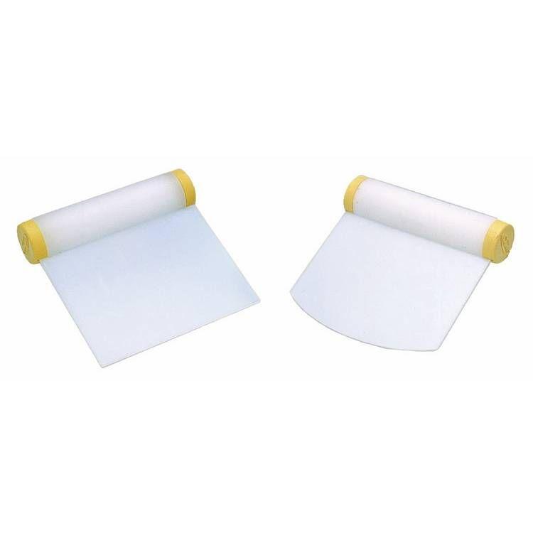 Coupe pâte plastique droit (photo)