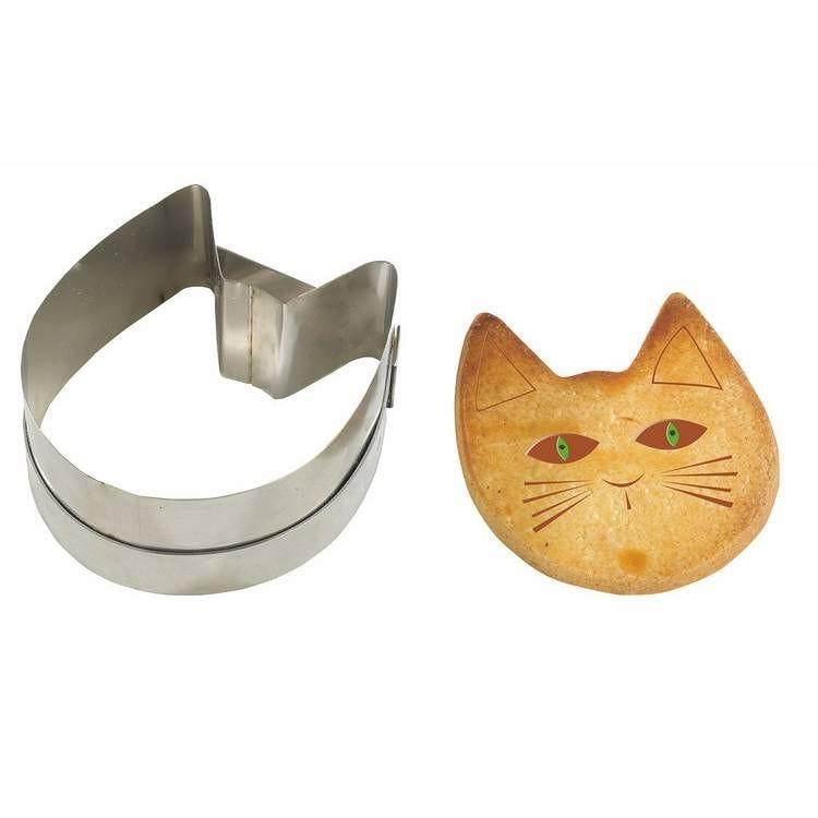 Découpoir tete de chat 9,5 x 11 cm