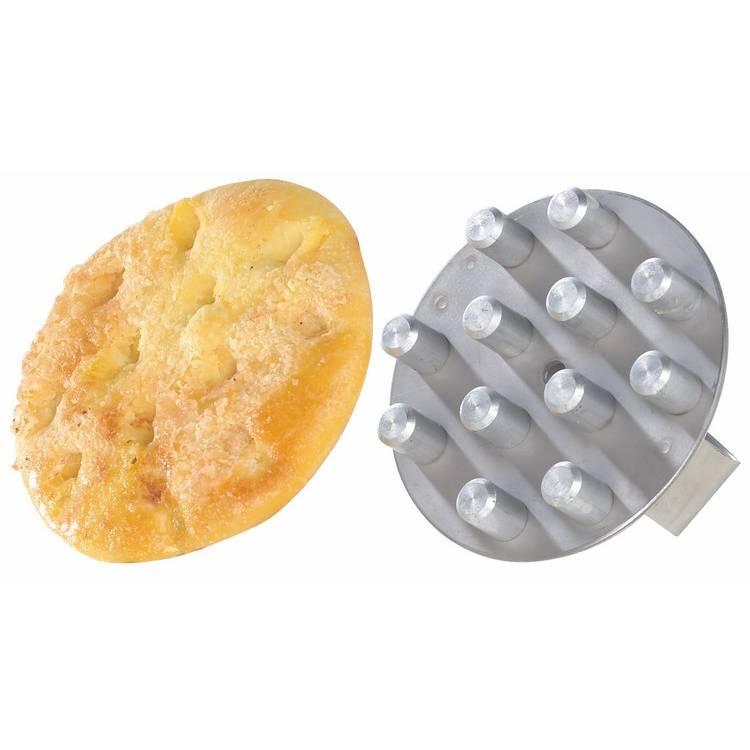 Empreinte tarte à sucre 12 cm
