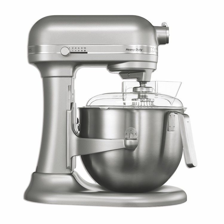 Batteur kitchenaid gris 6,9 litres (photo)